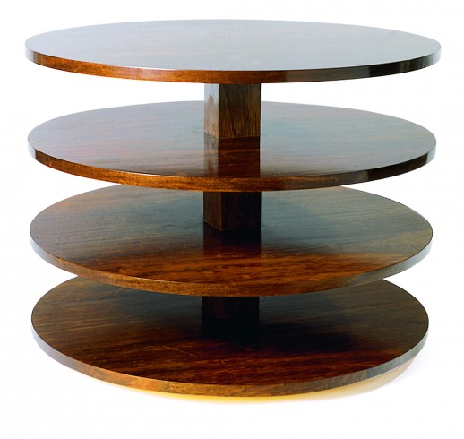 Circular Table - Gregory Warchavchic