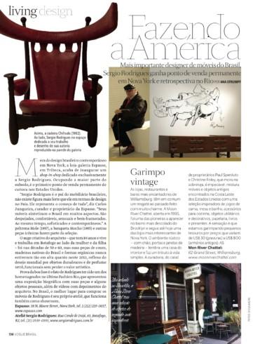 Vogue Brasil, January 2012