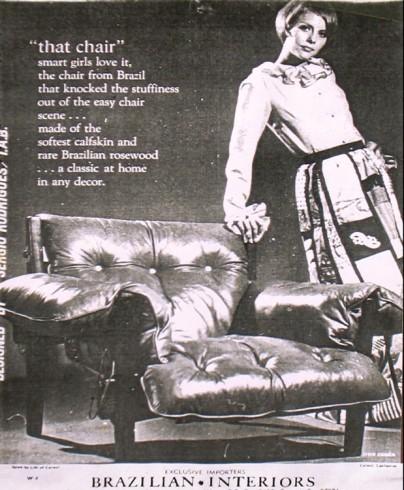 1967 Mole ad