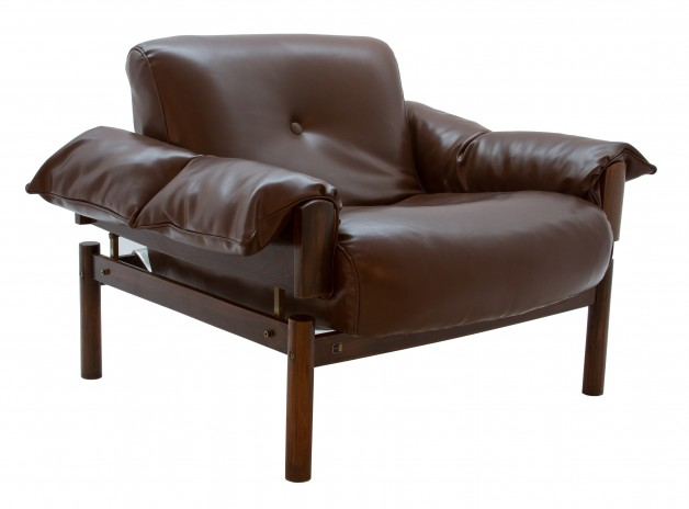 Leather Brown Front-Side