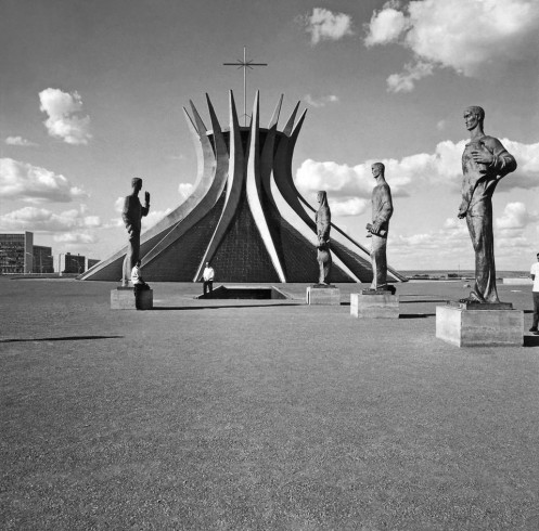 **Cathedral of Brasilia, 1970
