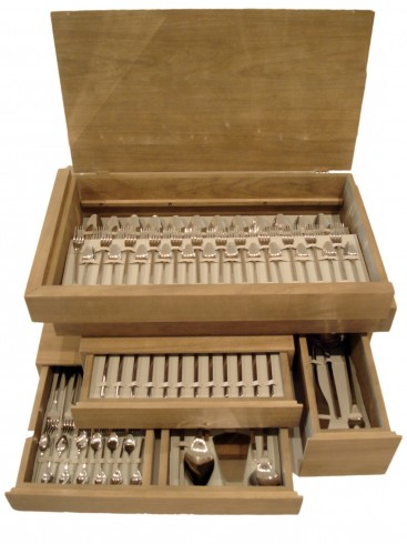 Jararaca One Hundred Thirty Piece Flatware Set - Arthur Casas