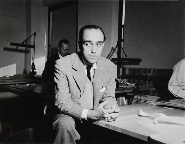 Oscar Niemeyer. New York, 1947