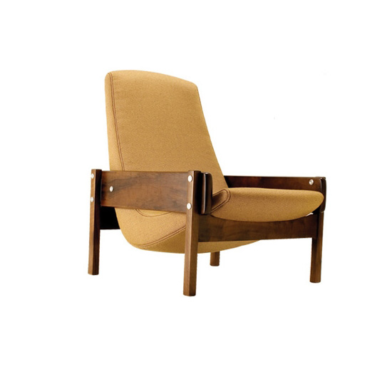 big armchairs 28 images big armchair brown fabric seat  : Vronka Armchair Sergio Rodrigues from www.bedlamagora.com size 543 x 525 jpeg 46kB