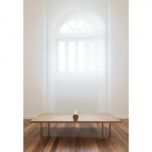 Domino bench by Claudia Moreira Salles
