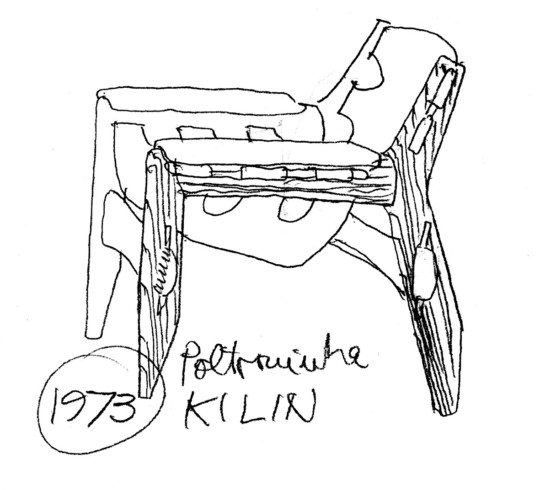 Kilin original sketch - SR