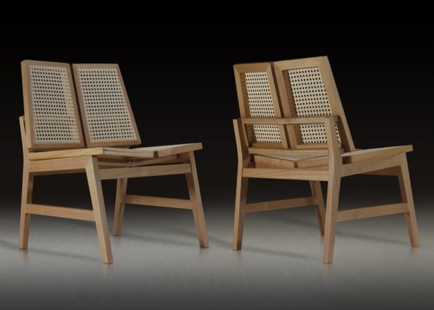 Tiss armchair - Zanini de Zanine