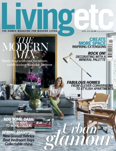 Living Etc Cover - TARA