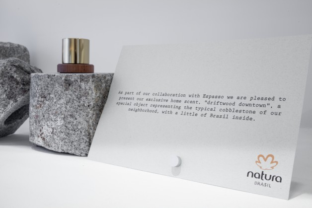 Downtown Driftwood home scent by Natura 2