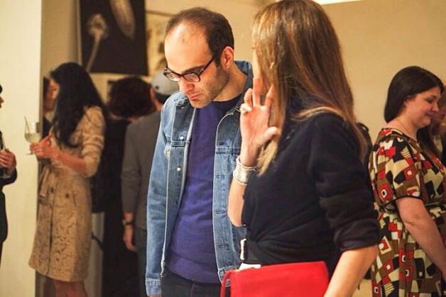 Stephen Milioti and Lissa Carmona
