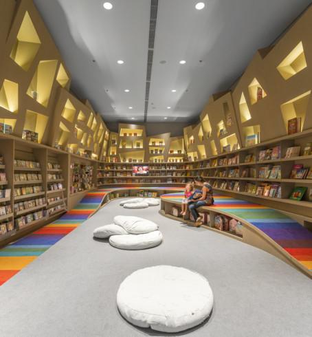 Arthur-Casas-Saraiva-Bookstore-San-Paulo-Interior-Design-Kids-4