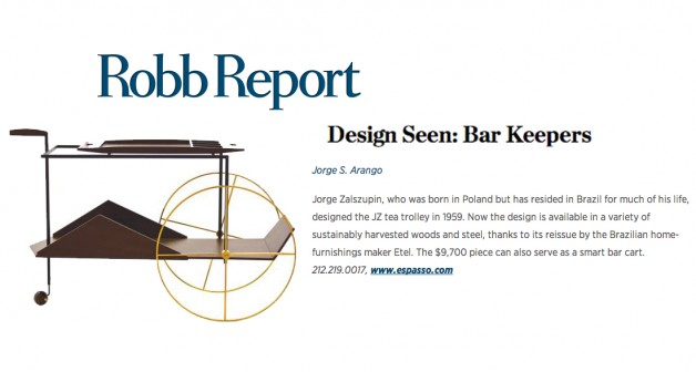 Robb Report JZ