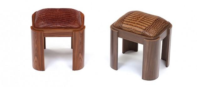 Suchus stool - Etel Carmona