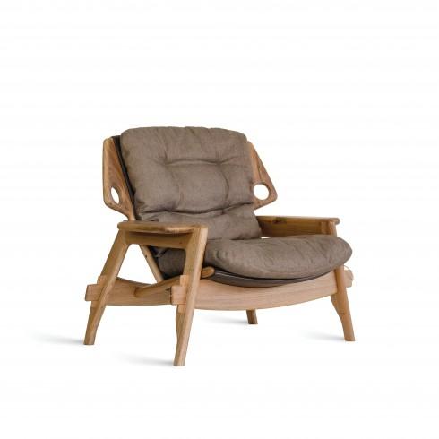 04-Benjamin armchair side - Sergio Rodrigues