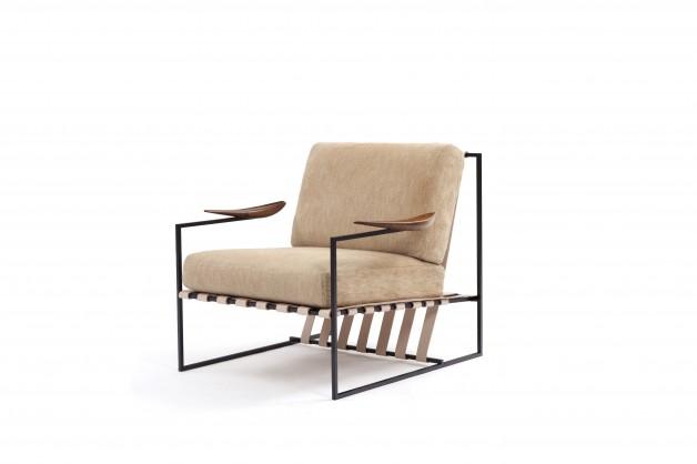 Anette armchair - Jorge Zalszupin1