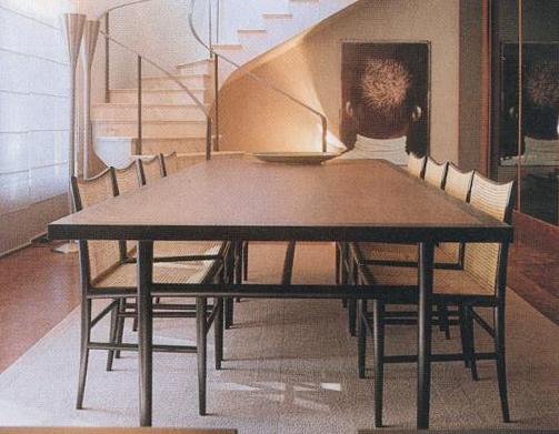 Palinha Dining Chair Ambience - B&P