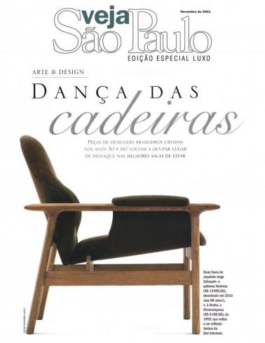 Veja São Paulo, November 2011