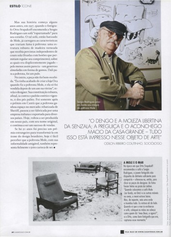 Casa Vogue, December 2011