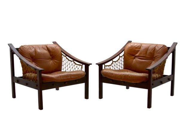 Jean Gillon Vintage Armchair 5