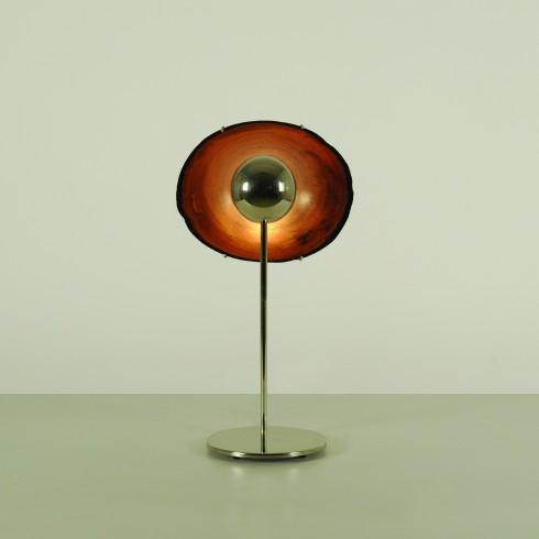 Cantante Lamp - Claudia Moreira Salles - Front 1
