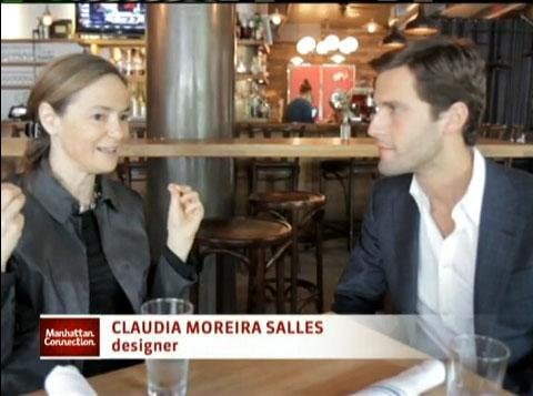 claudia interview