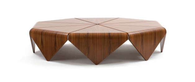 Petalas Coffee Table - Jorge Zalszupin (2)