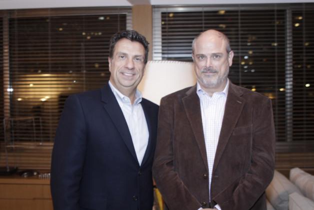 Carlos Junqueira e Beco Dranoff