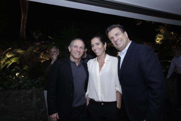 Carlos Sarli, Juliana Andrade e Carlos JUnqueira (1)