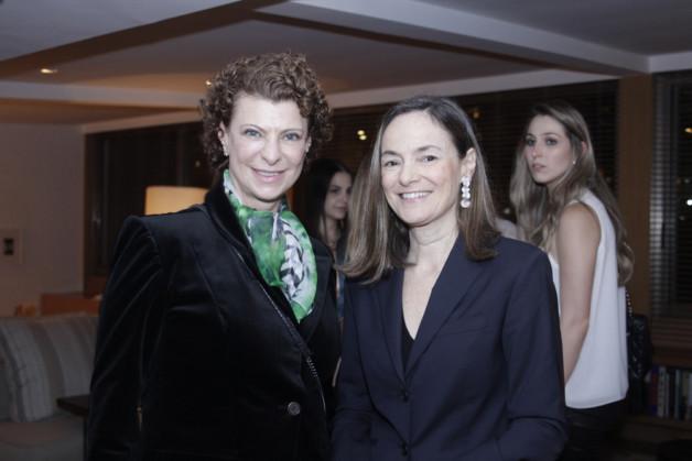 Gisele Schwardsburd e Claudia _