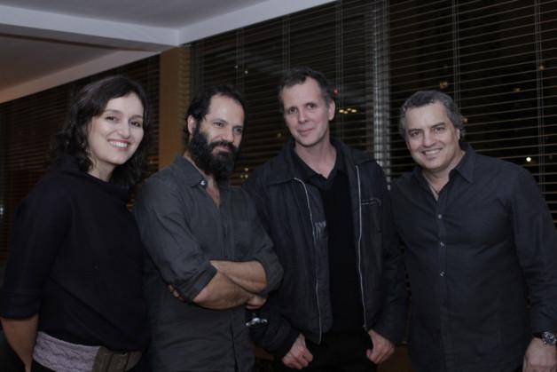 Lianna Matheus, Mauro Restiffe,Farnando Laslo e Paulo Lima (1)