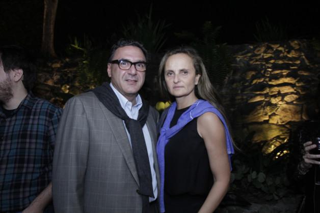 Rogerio e Ana Joma Fasano