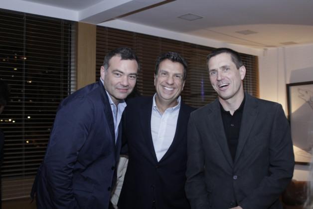 Scott Mitchen, Carlos Junqueira e Jan Fjeld (1)