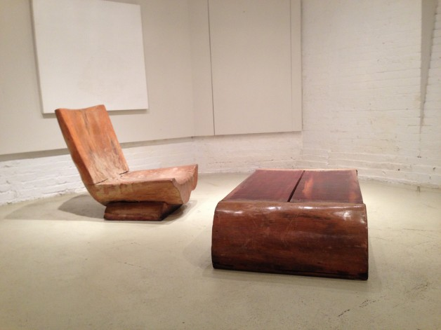 Jose Zanine Caldas solid wood ca. 1970