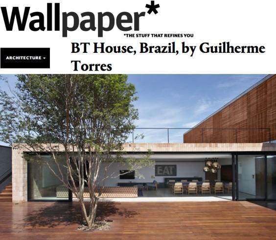 Wallpaper - BT house