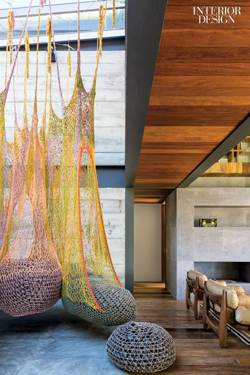 Interior Design – City and Country: Gass Roof Conceals Rio ...