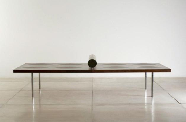 Domino bench by Claudia Moreira Salles 2