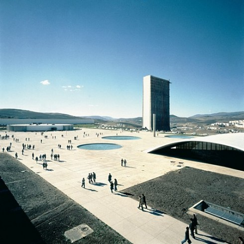 University-of-Constantine-Algiers-Algeria-by-Oscar-Niemeyer