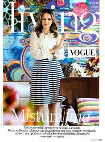 Vogue BR - Diz