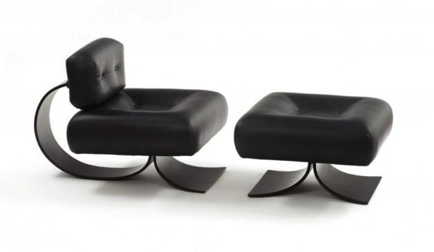 Alta armchair