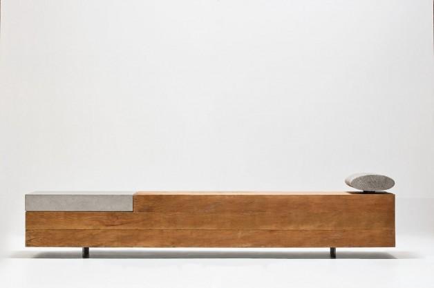 Concreto bench 11 - Claudia Moreira Salles