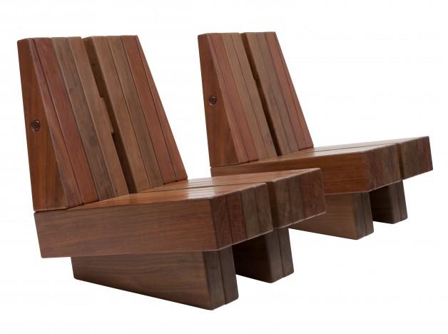 Vazada armchair - Zanini de Zanine