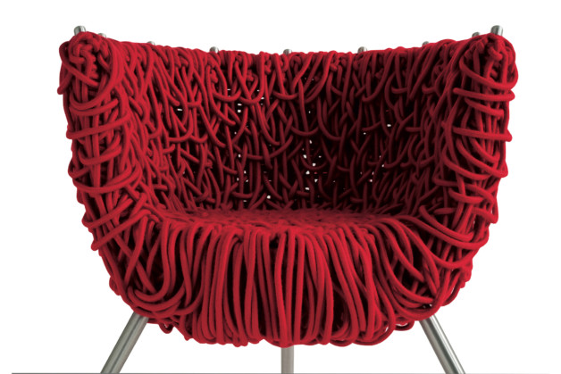 Vermelha Armchair by Campana Brothers - London
