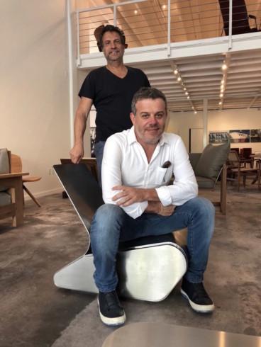 Carlos Junqueira + Ronald Sasson MIA